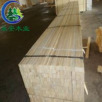 Good quality poplar pine lvl plywood used for package