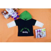 Childrens Long sleeve POLO shirt with a hat