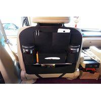Car Seat Back Felt Storage Bag