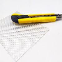 Embossed polycarbonate sheet thumbnail image