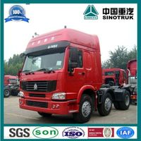 howo tractor truck made in China