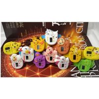 popular 12 animal Zodiac Slap Watch, Cute Digital Zodiac Watch for Kids