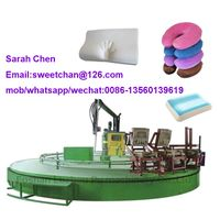 Polyurethane memory pillow foam molding production line thumbnail image