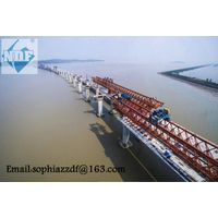 segment launching gantry bridge building