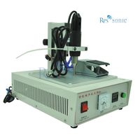 High Frequency 35khz Ultrasonic Spot Welding Machine Foot Pedal