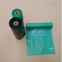 hdpe dog poop bag with printing