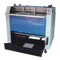 YX-1200 Automatic Grooving Machine(Manual Feeding)