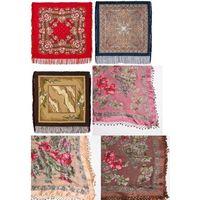 lady silk kerchief