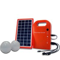 solar home lighting system SPS05