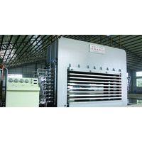 Woodworking 800t hydraulic hot press machine thumbnail image