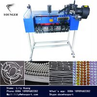 plastic Roller Blinds curtains beads endless Ball Chain making Machine