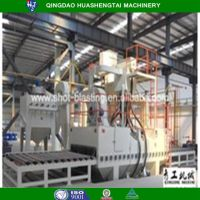 Quality assurance steel pretreatment line HQXY series