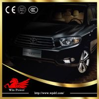 2012 Newest high quality Toyota Highlanderled daytime running lights DRL with CE E-Mark thumbnail image