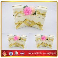 Hot Sell Jewerly Paper Box With Ribbon thumbnail image