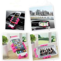 Cool Design Mobile phone accessories suport for Car, Car Air Vent Stand for iPhone and Samsung HTC X