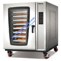 5 Trays Commercial Gas Convection Oven Digital Control Panel Bread Baking Oven FMX-GO224A