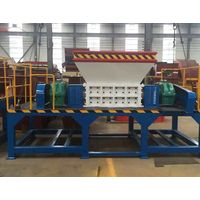 crushing machine for plastic, rubber, tire, metal