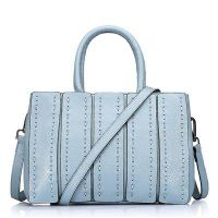 Trendy genuine leather handbags