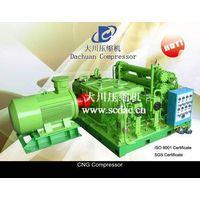 CNG Compressor for mother station