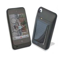 Solar Case for iPod Touch 4