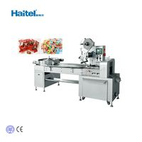 Easy Operation Popular High Speed Candy Flow Packaging Machine