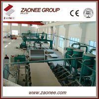 Calcium silicate board production line