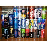 Red Bull Energy Drinks, Tin Sport Drinks thumbnail image