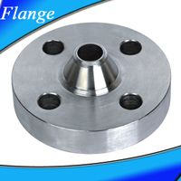 WNF stainless steel welding neck flange