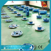 high chrome alloy slurry pump impeller ash pump parts thumbnail image