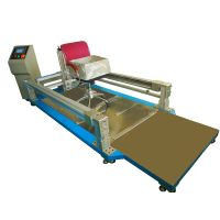 Rolling office chair sliding resistance testing machine thumbnail image