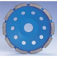 "4""-9"" Diamond Cup Wheel, Diamond Grinding Wheel For Stone Concret"