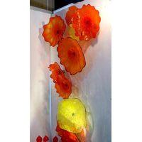 Luxury Attractive Decoraive Murano Glass Wall Art