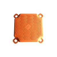 Float-orange Dock Cubes     blow molding products supplier      Floating Dock manufacturers thumbnail image