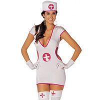 Leading China Supplier Sexy Lingerie Underwear Uniform Costume Racey Nurse