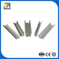 Galvanized Steel Channel for Ceilings