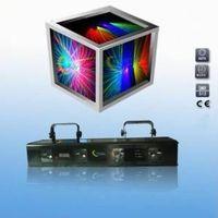 Four head RBGY laser light YK-703