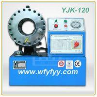 Low/high-pressure PipeYJK-120 Hydraulic Crimping Machinery thumbnail image