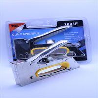 Zhibo manual electroplating hand to nail gunner press nail gun carpenter tools thumbnail image