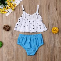 Latest design bathing suit backless little child girls swimwear