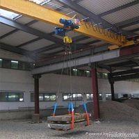 Low headroom overhead crane thumbnail image