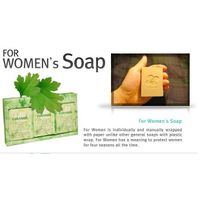For Women's Soap