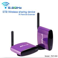 PAT-580 5.8GHz Wireless TV Receiver Audio Video Transmitter with 300 Meter Transmission thumbnail image