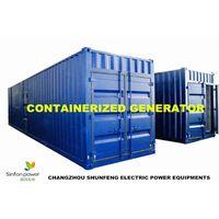 Containerized generating set/ Diesel Generator