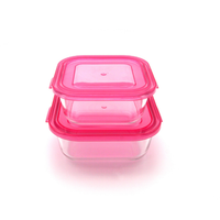 Pyrex Glass Food Container Storage Box thumbnail image