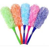 Plastic Handle Feather Dusters Removing Dust For Home Cleaning