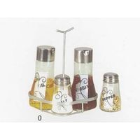 Oil and Vinegar Bottles--002