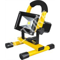 10W Portable LED Working Light Rechargeable Handheld LED Flood Light