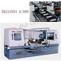 ZK2125X4A/500 Four-axis Gun drilling Machine Tool