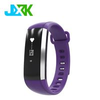 New Blood pressure monitor smart bracelet with heart rate smart wristband JXK-M2 thumbnail image