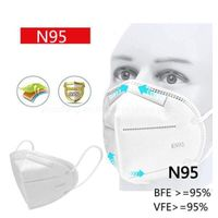 KN95 -FFP2 FITTER HALF Face Mask Product Description Implementation standard: E N 1 4 9 : 2 0